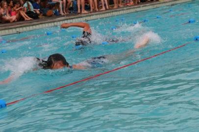 Swimming Sports 2015 - 16