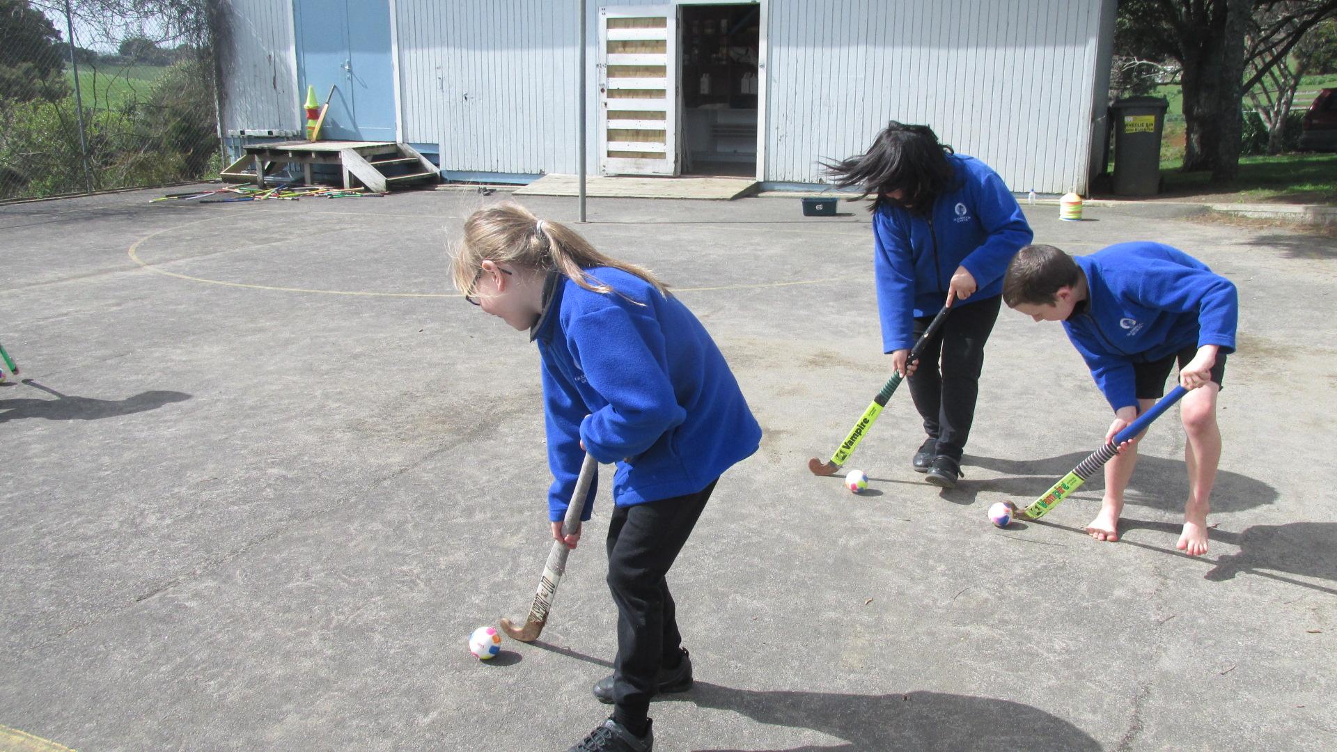 Hockey Skills | Glenbrook School